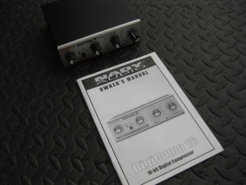 NADY AUDIO Digicomp 16 Stereo Compressor