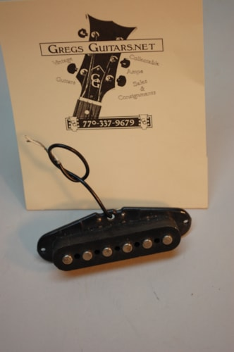 ~1999 Fender® single coil pickup