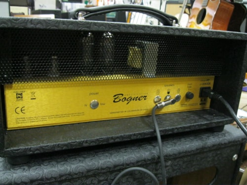 2011 Bogner New Yorker (Head) and matching 1x12 cab