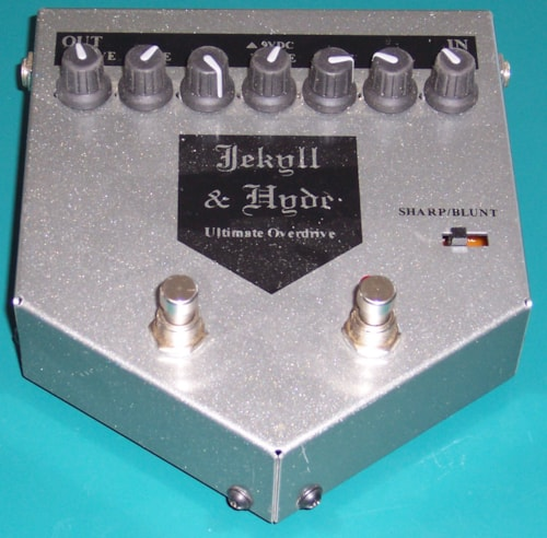 Visual Sound Jekyll and Hyde pedal