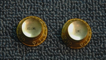 1960 Gibson 1960's Gibson No Lip Knobs