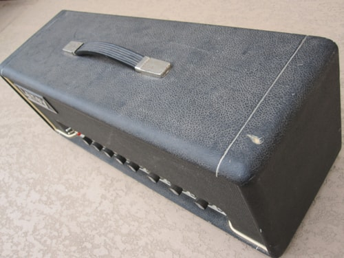 ~1969 VINTAGE 60W LANEY HEAD PLEXI AMPLIFIER