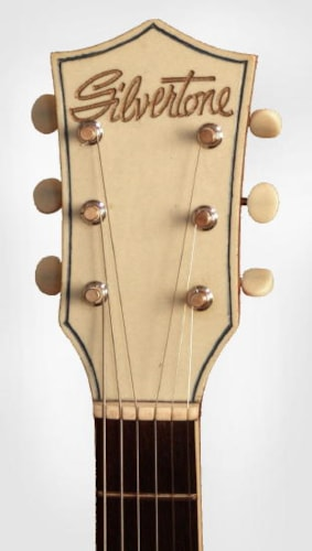 1955 Kay Silvertone Thin Twin