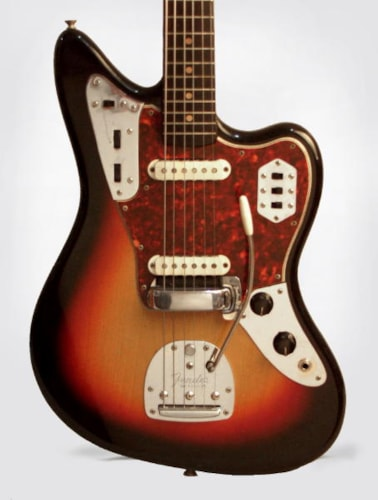1962 Fender Jaguar