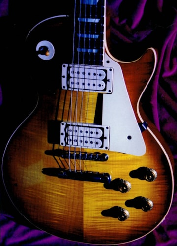 ~1963 Gibson SG and Les Paul standards