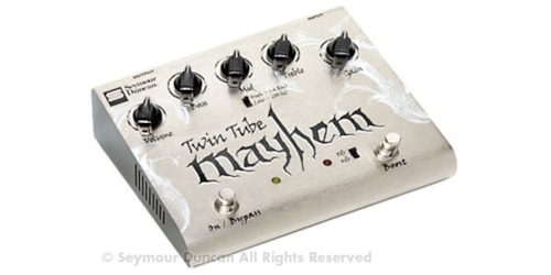 2012 Seymour Duncan SFX-04 Twin Tube Mayhem