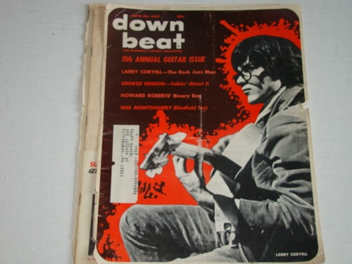 1967 Down Beat 11th Annual Guitar Issue