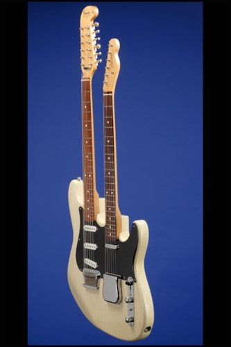 1992 Fender® Custom-Shop Double-Neck Telecaster/