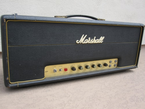 1971 MARSHALL JMP50 VINTAGE 50w BASS PLEXI AMPLIFIER
