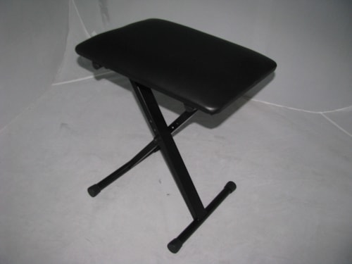 Back Line Small Deluxe Keyboard Bench
