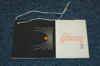 1966 Gibson Johnny Smith