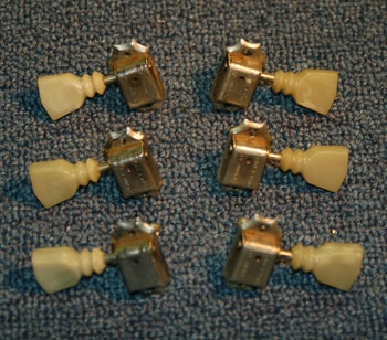 1966 Gibson Gibson Double Line, Double Ring Tuners