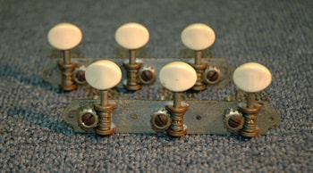 1960 Harmony 3 on a side tuners