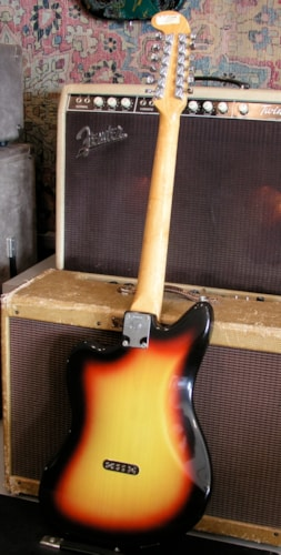 1966 Fender® Electric 12