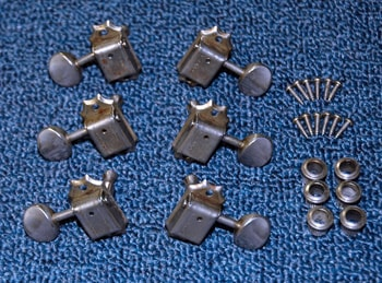 1965 Epiphone Kluson Double Line Casino Tuners