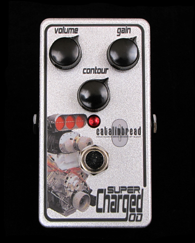 2011 Catalinbread Supercharged OD