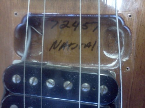 1987 PRS (Paul Reed Smith) Standard
