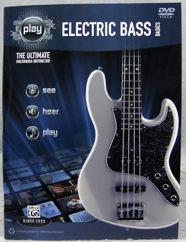2011 Alfred Publishing Alfred's Play: Electric Bass Basics