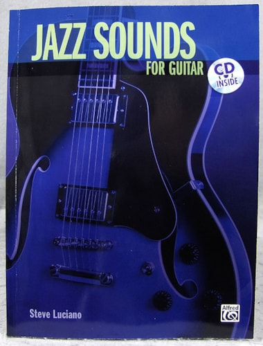 2011 Alfred Publishing Jazz Sounds For Guitar