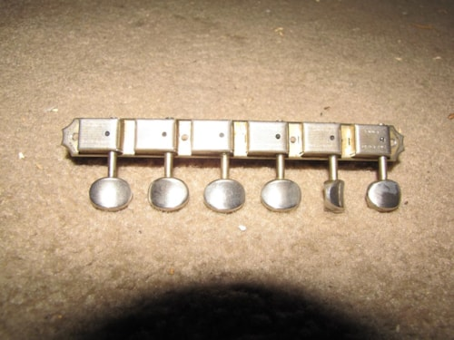 ~1965 GIBSON - KLUSON TUNERS FOR REVERSE FIREBIRDS