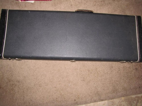 ~1972 Fender® Strat® OR Tele® CASE