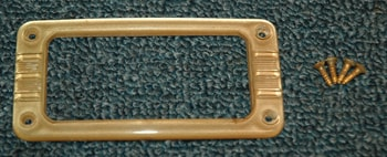 1969 Gretsch® Pickup Ring with Screws