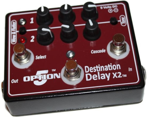 2011 Option 5 Destination Delay x2