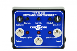 2011 Option 5 Destination Rotation Single