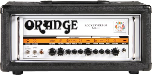 2013 Orange Rockerverb 50 MK II