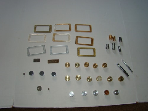 1965 Gretsch Guitar Parts