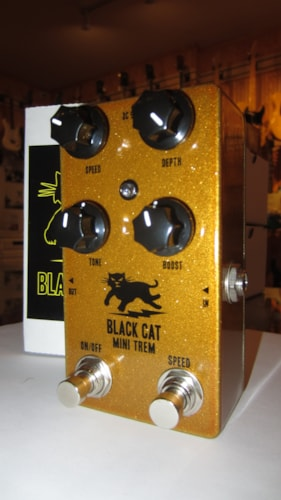 2014 Black Cat Mini Trem