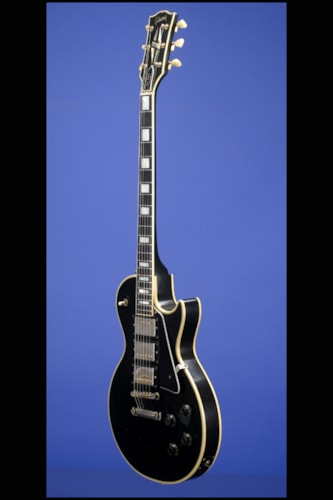 "1970 Gibson Les Paul Custom ""black beauty"" (three pickups)"