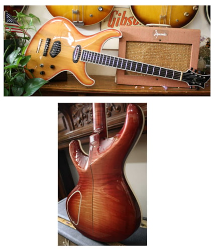~2001 Woody Phifer Signature Series