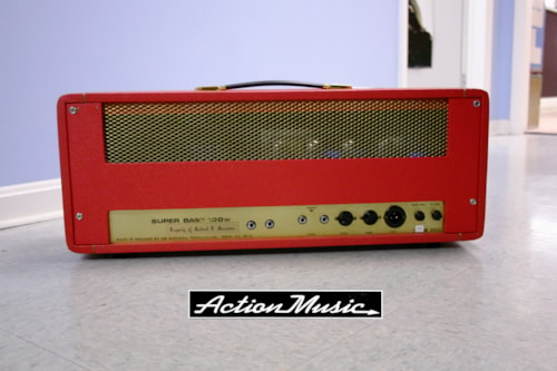 1969 Marshall Super Bass