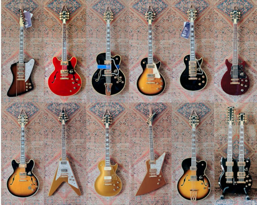 1994 Gibson Centennial Collection