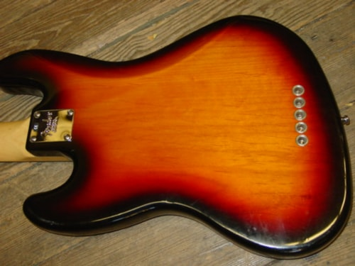 2001 Fender Jazz 5 string