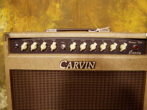 Carvin Nomad 112 with Cover