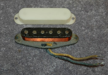 1965 Fender® Duo Sonic/Musicmaster Bridge Pickup