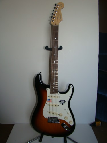 2006 Fender® 60th Anniversary Strat® (Diamond Inlay)