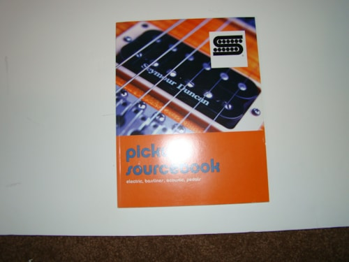 2007 Seymour Duncan Pickup Source Book