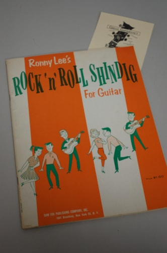 1963 Ronnie Lee Rock and roll shindig