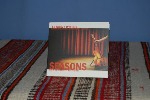 2011 Anthony Wilson Seasons - Live at the Metropolitan Museum of Art