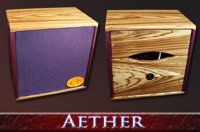 2013 KW Cabs Aether 1x12