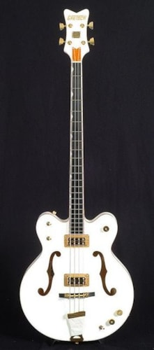 2012 Gretsch® White Falcon Bass G6136