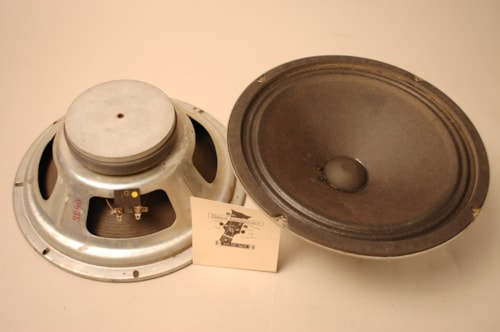 ~1964 Utah speakers 16 ohms pair