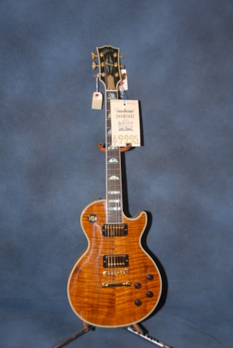 2002 Gibson 50th Anniversary Les Paul