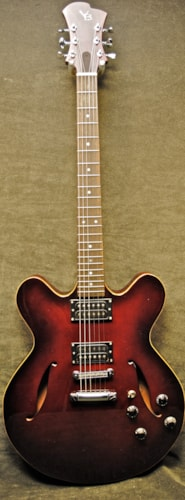 2009 Victor Baker SEMI HOLLOW vvv