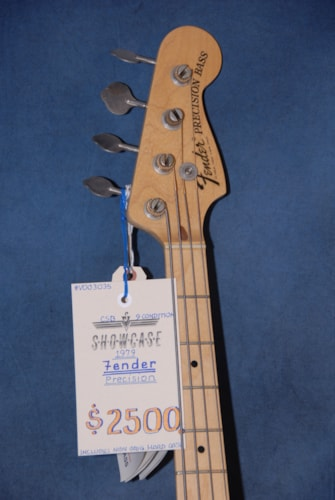 1979 Fender® Precision Bass®