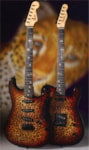 2003 Fender® Custom Shop Strat/Tele Pair Leopard, Mint, Hard, $35,000.00