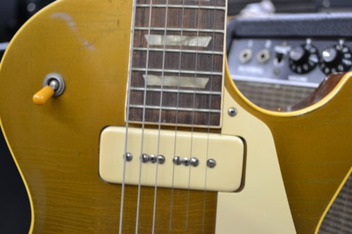 1952 Gibson 1952 Les Paul Gold Top